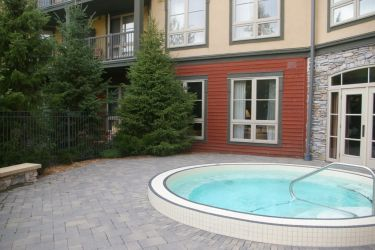 Hot Tub 2: Our second of 2 Hot Tubs by the Games Room Window. Same large deck shared with other Hot Tub